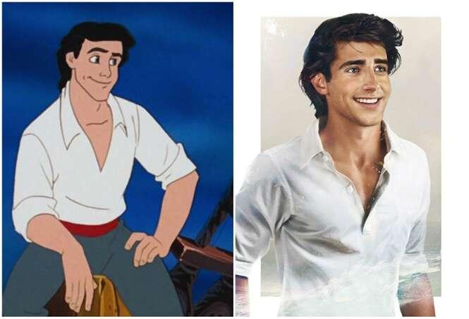 Como seriam os príncipes da Disney se fossem de carne e osso