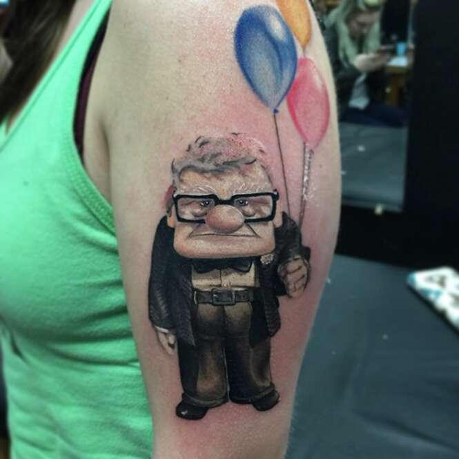 Foto: tattoomepatrick