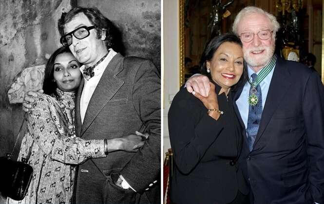 Antes e depois de casais provando que o amor pode ser para sempre
