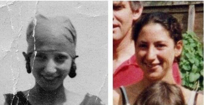 Foto: Pinterest / Double Takes: Family Look-Alikes