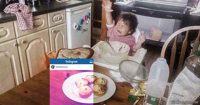 Blogueiros revelam a verdade por trás das fotos perfeitas do Instagram