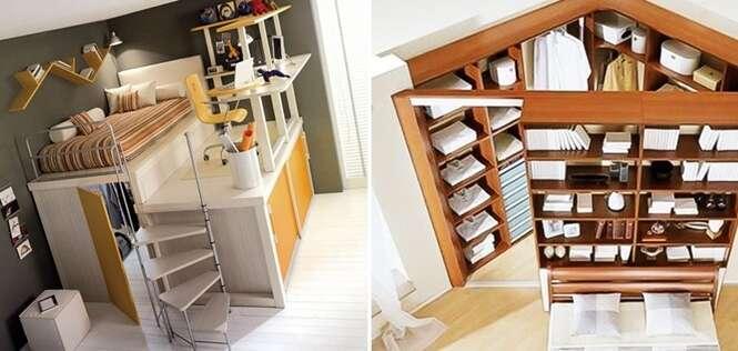 Ideias para aproveitar ao máximo os espaços na sua casa
