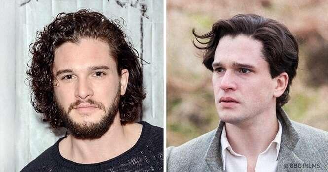 Fotos que provam que a barba grande muda tudo