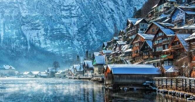 Pequenos lugares que são maravilhosos demais e nem parecem reais