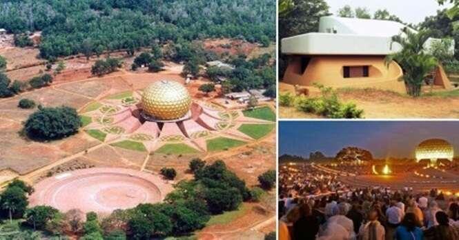 Auroville: uma cidade sem política, dinheiro e religião