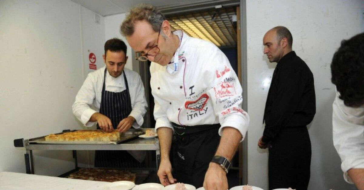 Chefs mundialmente famosos estão alimentando moradores de rua com comida desperdiçada nas Olimpíadas
