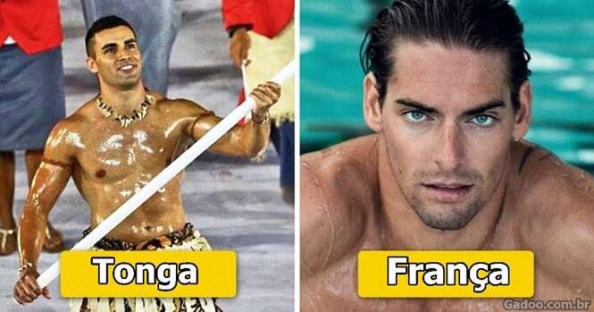Atletas belíssimos que fazem as Olimpíadas 2016 se tornarem imperdíveis para as meninas