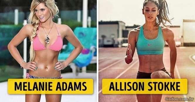 As atletas mais atraentes dos Jogos Olímpicos 2016