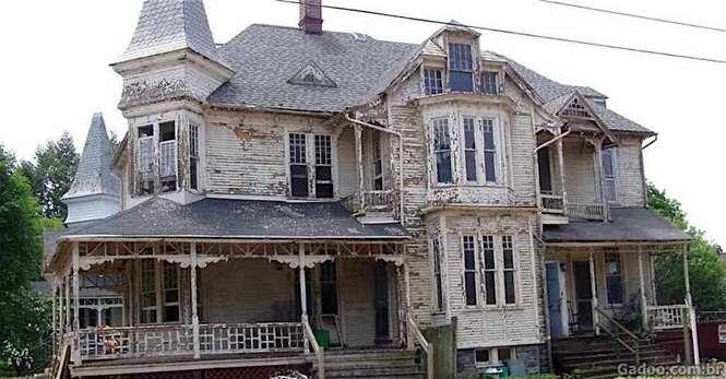 Casa inabitada de 1887 é restaurada e fica incrível