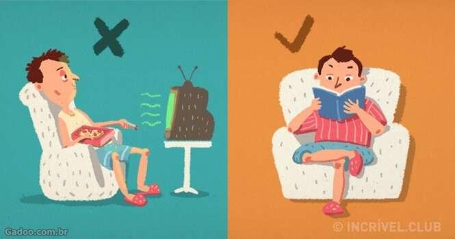 Algumas formas de treinar o cérebro enquanto descansa