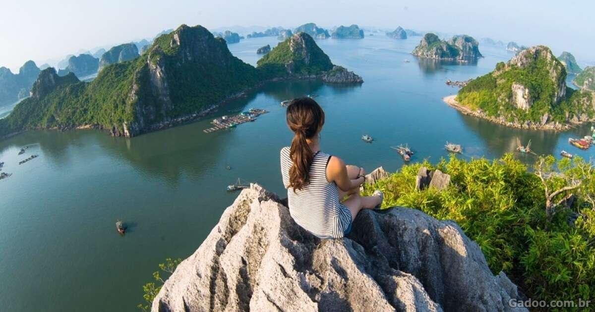 Viajar nos faz muito mais feliz do que qualquer outra riqueza material