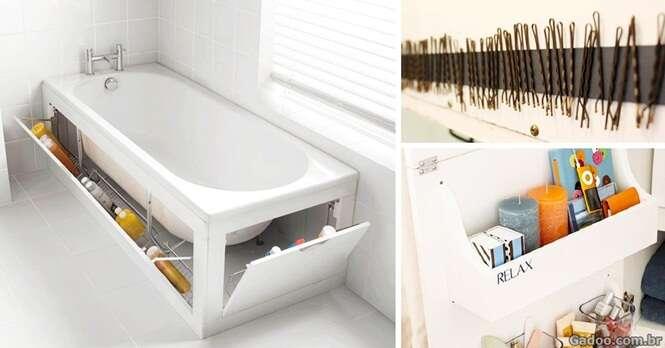 Ideias incríveis para um banheiro perfeito