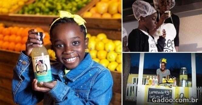 Menina cria empresa para ajudar abelhas e fica milionária