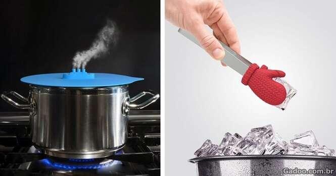 Os melhores objetos de cozinha que você já viu