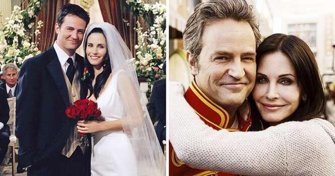 Como estão os atores de Friends 22 anos depois