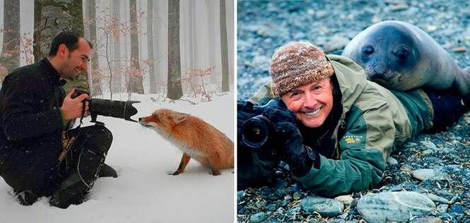 Motivos que provam que ser um fotógrafo da natureza é extremamente gratificante
