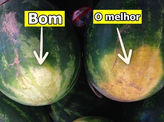 Agricultor experiente ensina como escolher a melancia perfeita