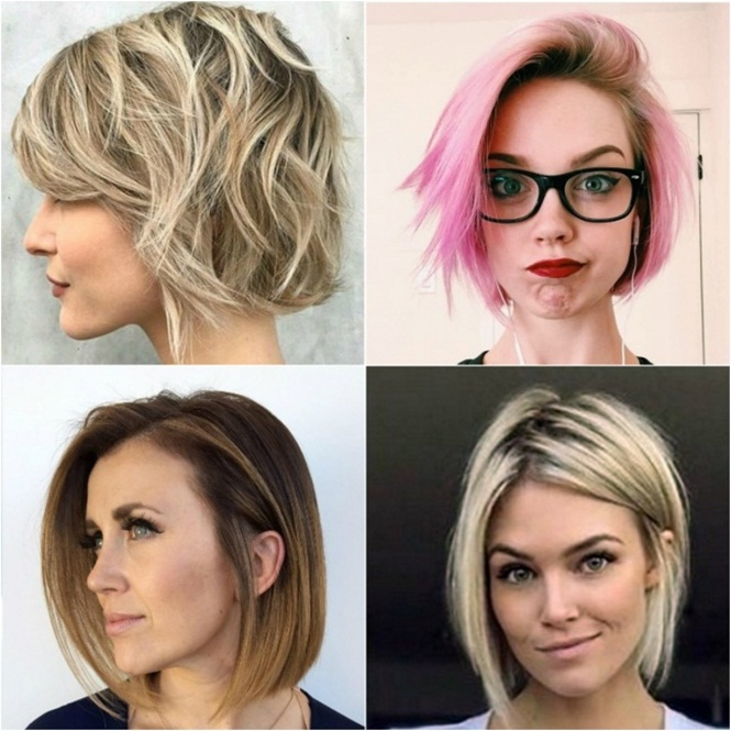Foto: © womens_haircuts   © steph.rich   © cabelocurtobr   © salonfiore