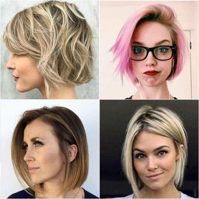 Foto: © womens_haircuts   © steph.rich   © cabelocurtobr   © salonfiore