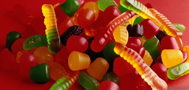 Processo de fabricação das gomas de gelatina pode te fazer mudar de ideia