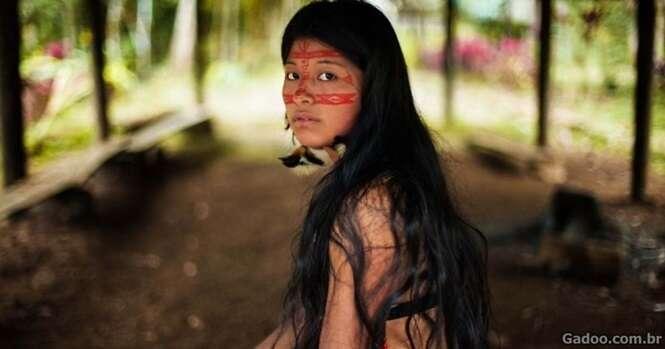 Fotógrafa revela a beleza natural das mulheres em 29 países