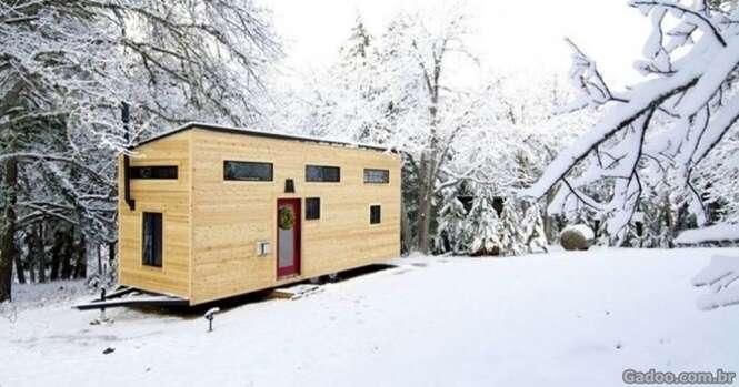 Casal com pouco dinheiro constrói casa própria