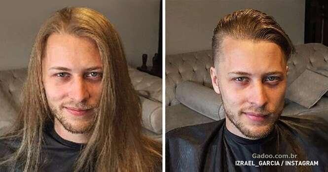 Imagens provando que um simples corte de cabelo pode te transformar