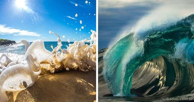 Fotógrafo passa 6 anos fazendo imagens do oceano e resultado fica incrível