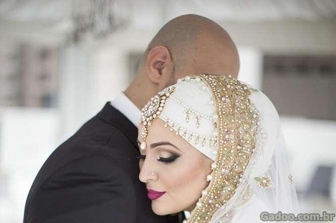Noivas que ficaram ainda mais lindas usando hijabs