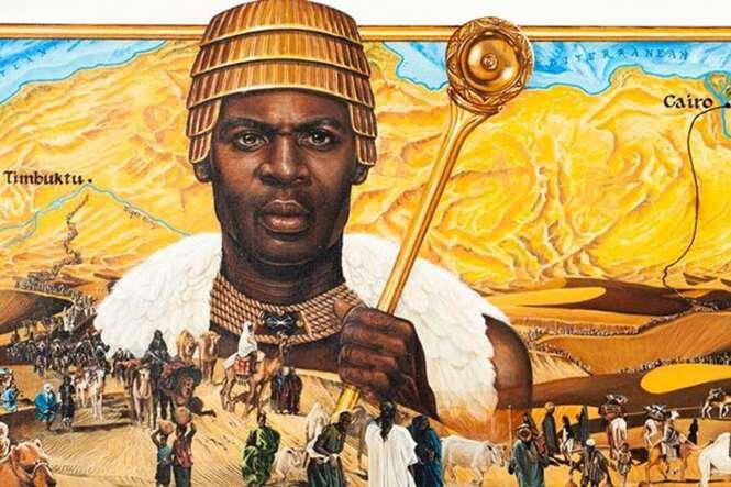 Este imperador africano foi o homem mais rico que já existiu