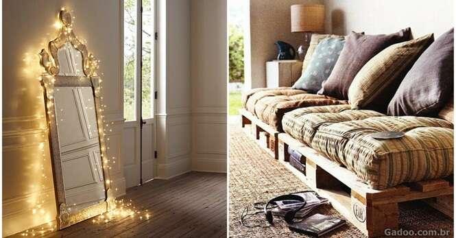 Formas baratas de fazer seu apartamento se tornar uma verdadeira obra de arte