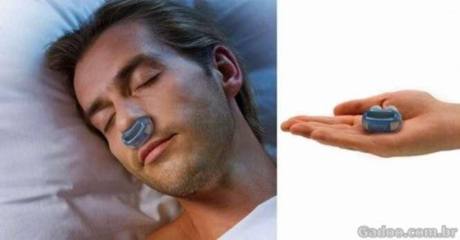 Conheça o novo dispositivo que cura o ronco e ajuda com a apneia do sono