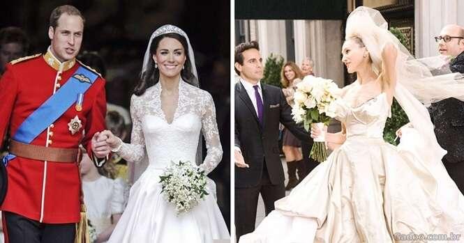 Vestidos de casamento mais emblemáticos da história