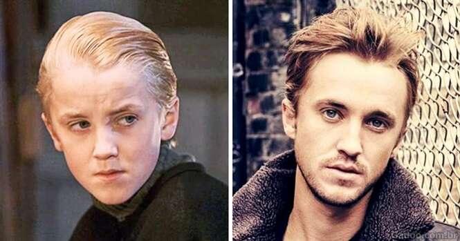 Um fascinante olhar para as estrelas de Harry Potter 15 anos depois