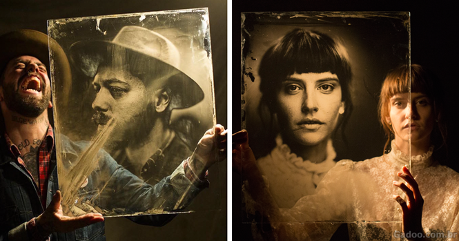 Fotógrafo usa câmera de 160 anos para registrar imagens incríveis