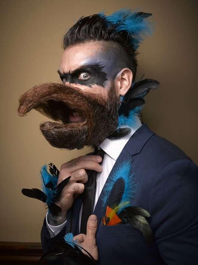 As barbas mais malucas que você já viu
