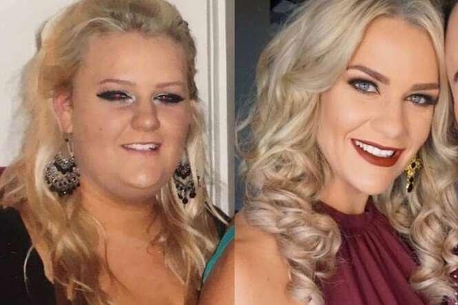 Com quase 100 quilos a menos, jovem posta vídeo surpreendente