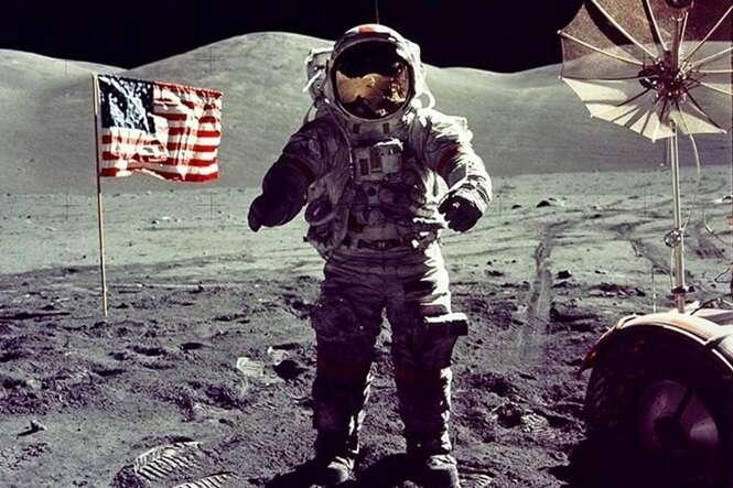 Saiba por que o homem nunca mais foi à Lua