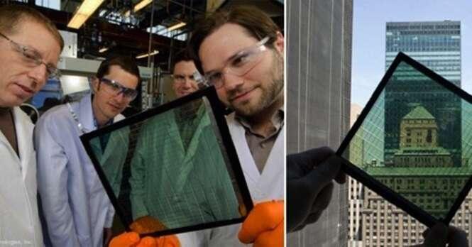 Janelas solares revolucionárias geram 50 vezes mais energia do que sistemas convencionais