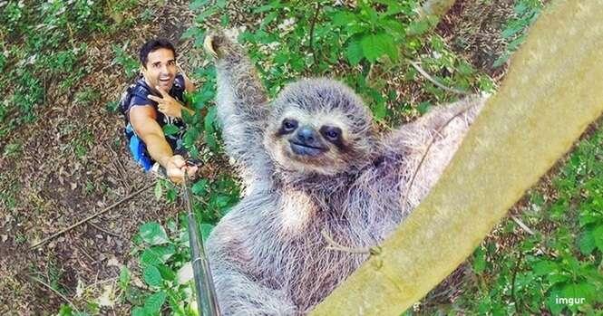 As melhores selfies do ano no mundo inteiro