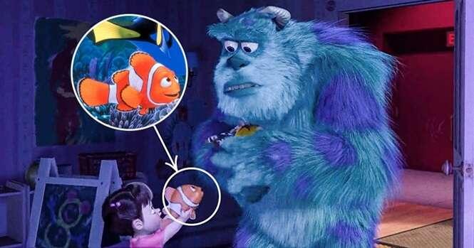 Coisas que você não percebeu nas animações da Disney
