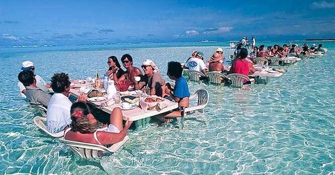 Restaurantes que farão você se esquecer da comida