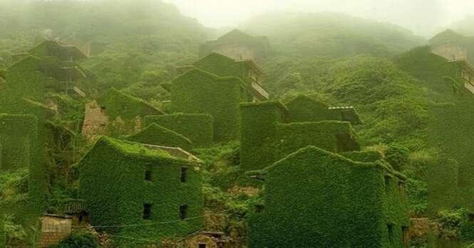 Fotos surpreendentes mostrando que a natureza pode derrotar a civilização