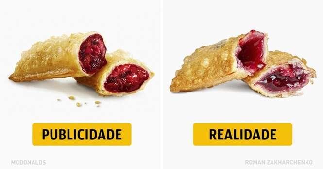 Publicidade vs realidade no mundo dos Fast Foods