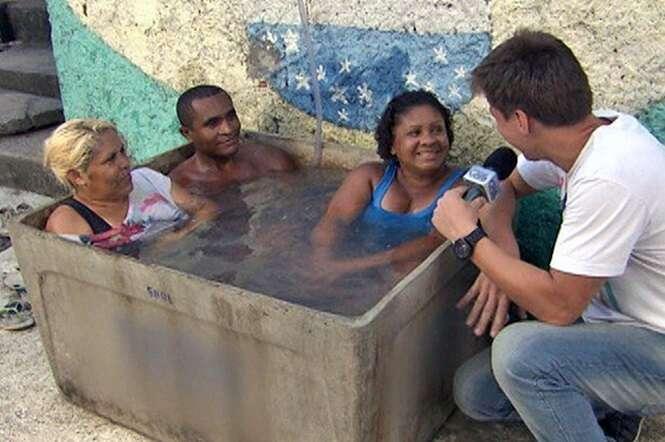 Imagens que mostram exatamente como é o verão no Brasil