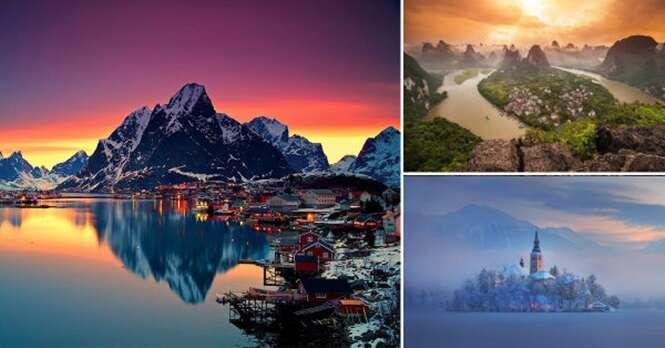 Pequenas cidades nas quais você vai querer morar