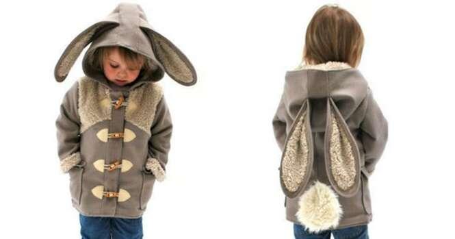 """Esses casacos superfofos vão """"transformar"""" seus filhos em animais"""