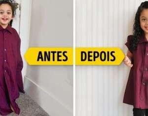 Como transformar velhas camisas em vestidos incríveis