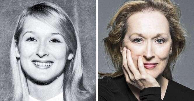 Como 11 dos nossos atores favoritos mudaram ao longo dos anos