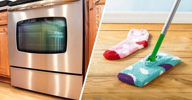 Truques incríveis que te ajudarão a economizar tempo na hora da limpeza